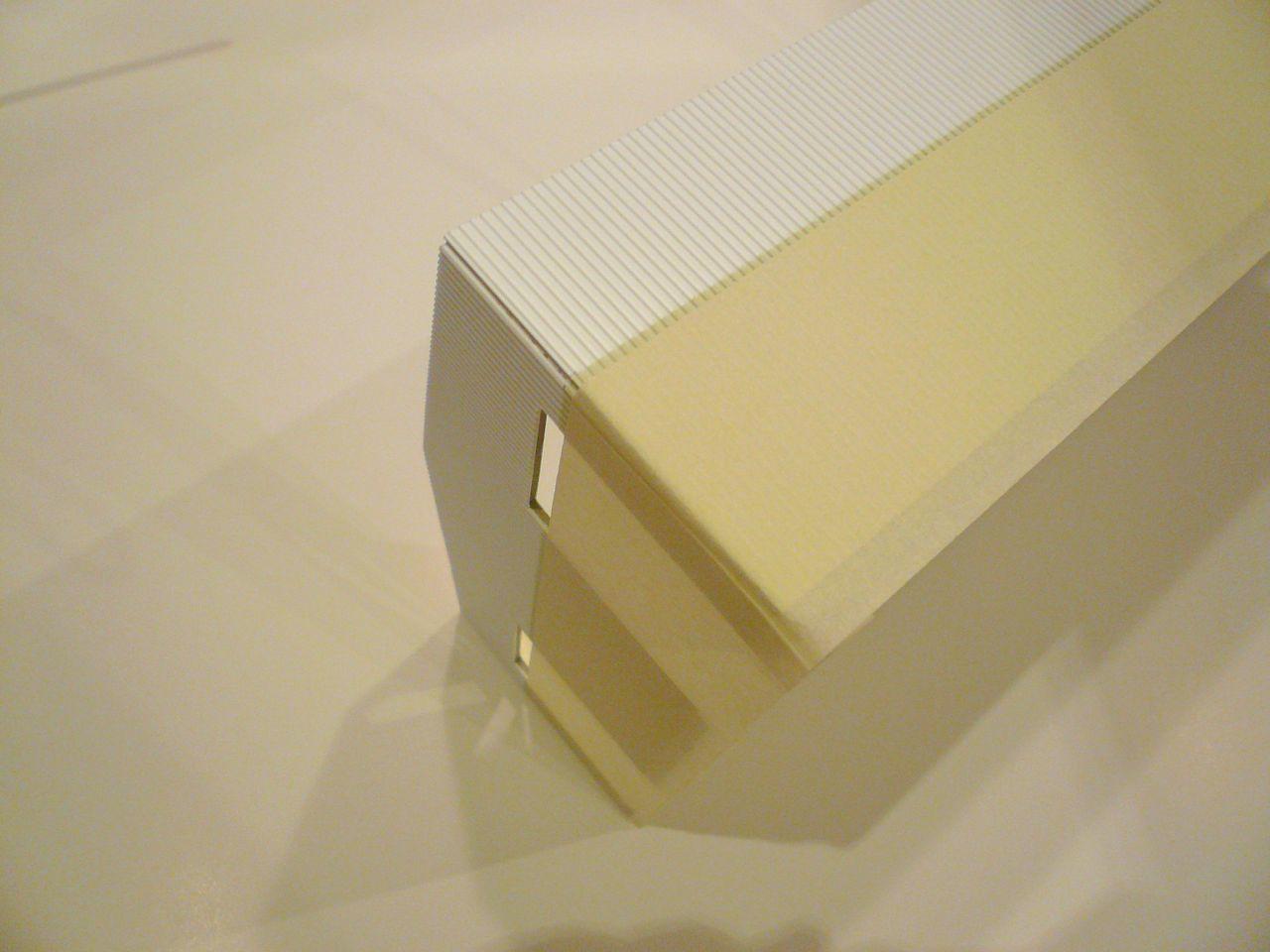 Diorama &quot&#x3B;Dépôt de Chateauroux&quot&#x3B; - Construction des bâtiments (5)