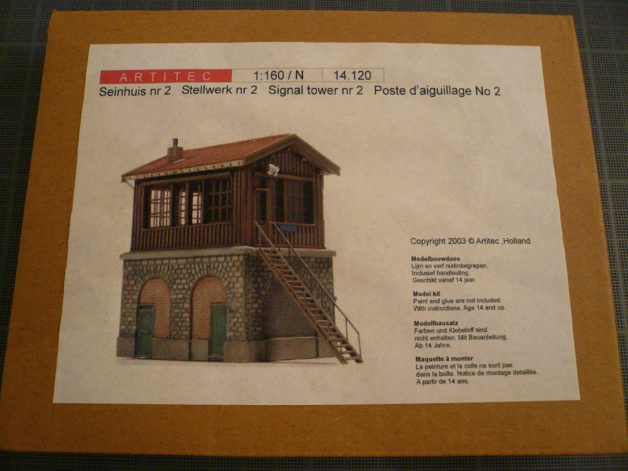Mont-Raisot sur Eyne - Construction du poste d'aiguillage