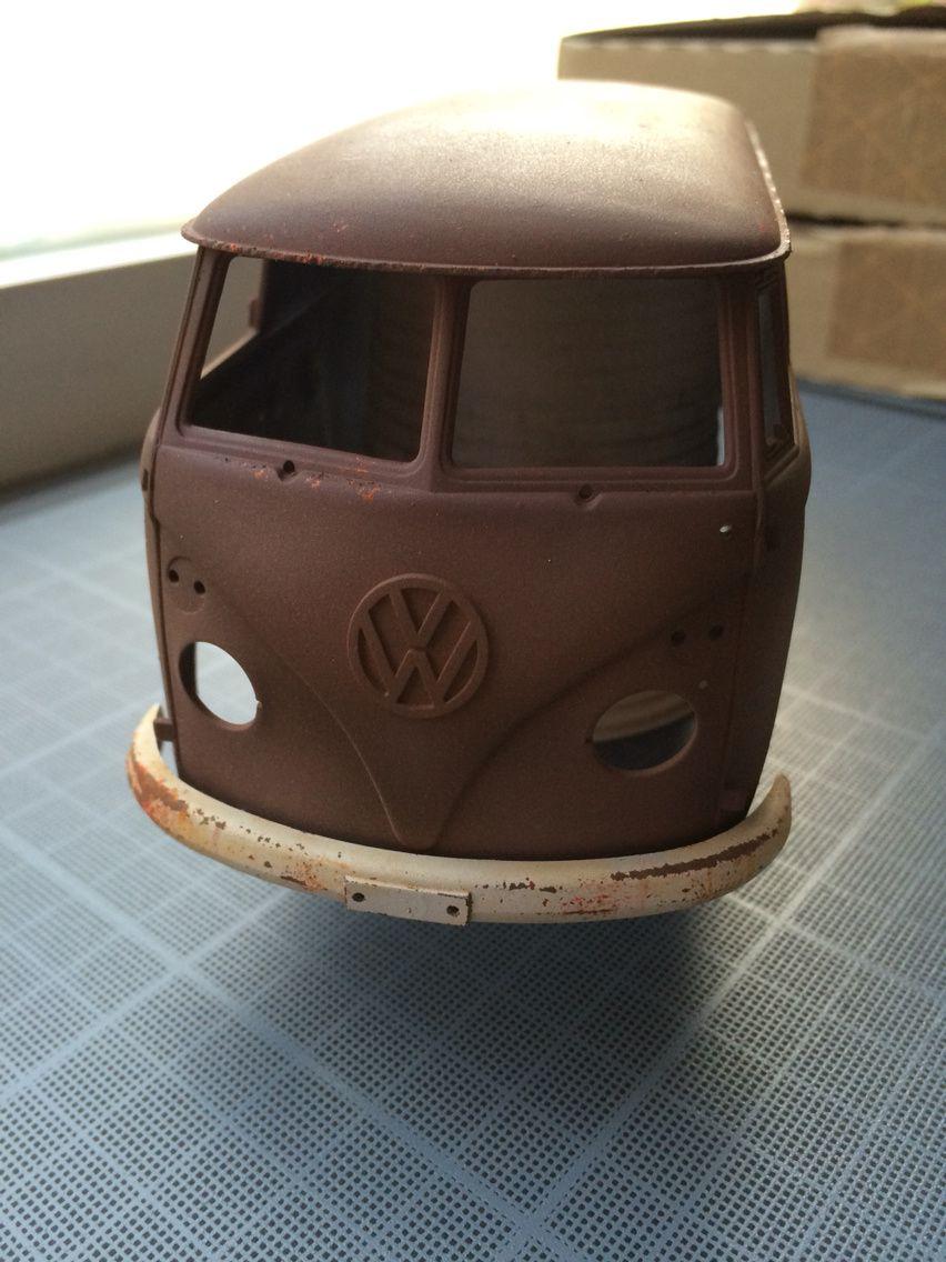 Volkswagen Type 2 Delivery Van