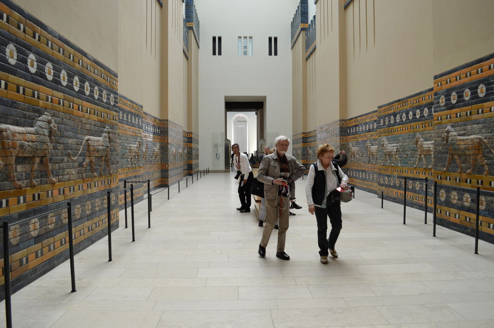 Pergamon museum: de Berlin à Babylone