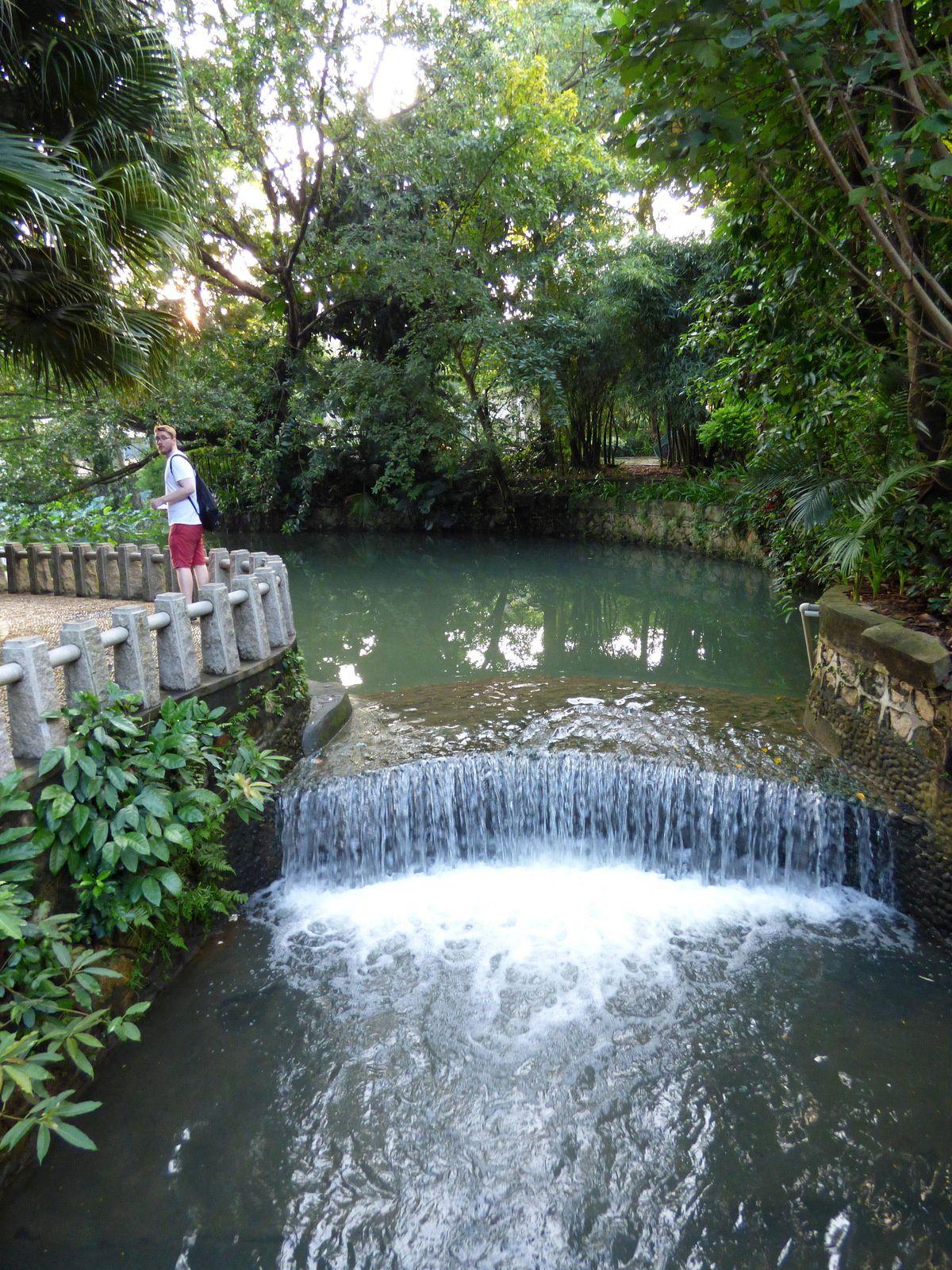 Le parc Lizhi 荔枝公园 - Shenzhen 深圳 - Chine中国