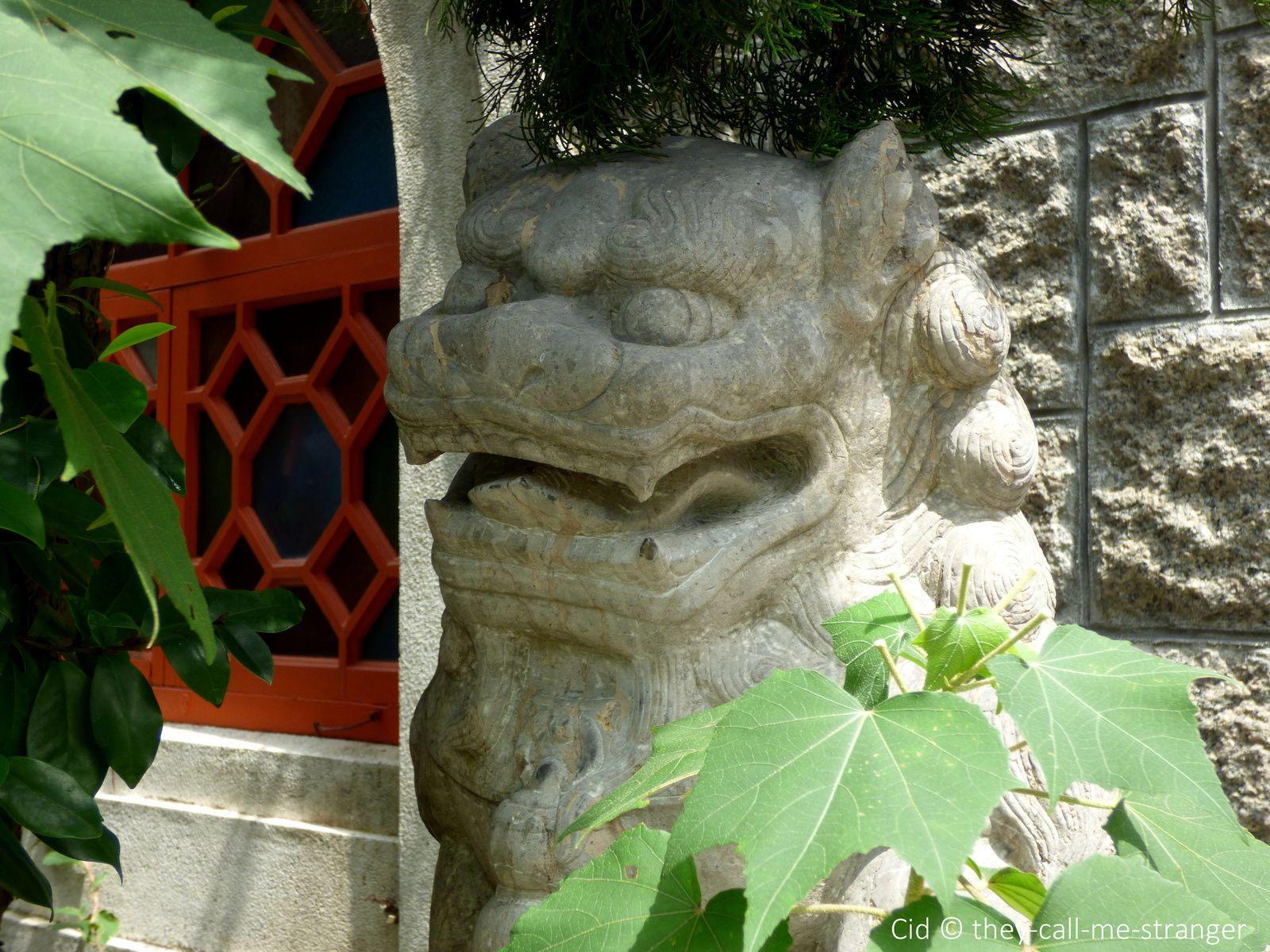 Monastère Po Lin 寶蓮禪寺 - Lantau Island - Hong Kong 香港