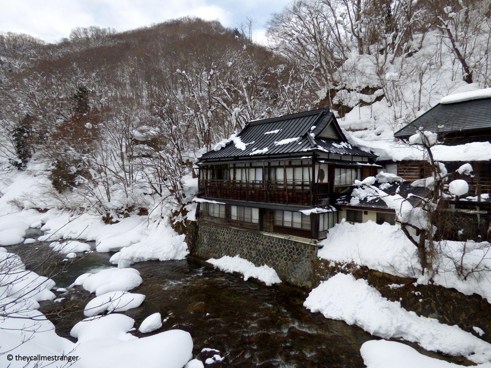Mon expérience des sources thermales au Japon: Takaragawa Onsen