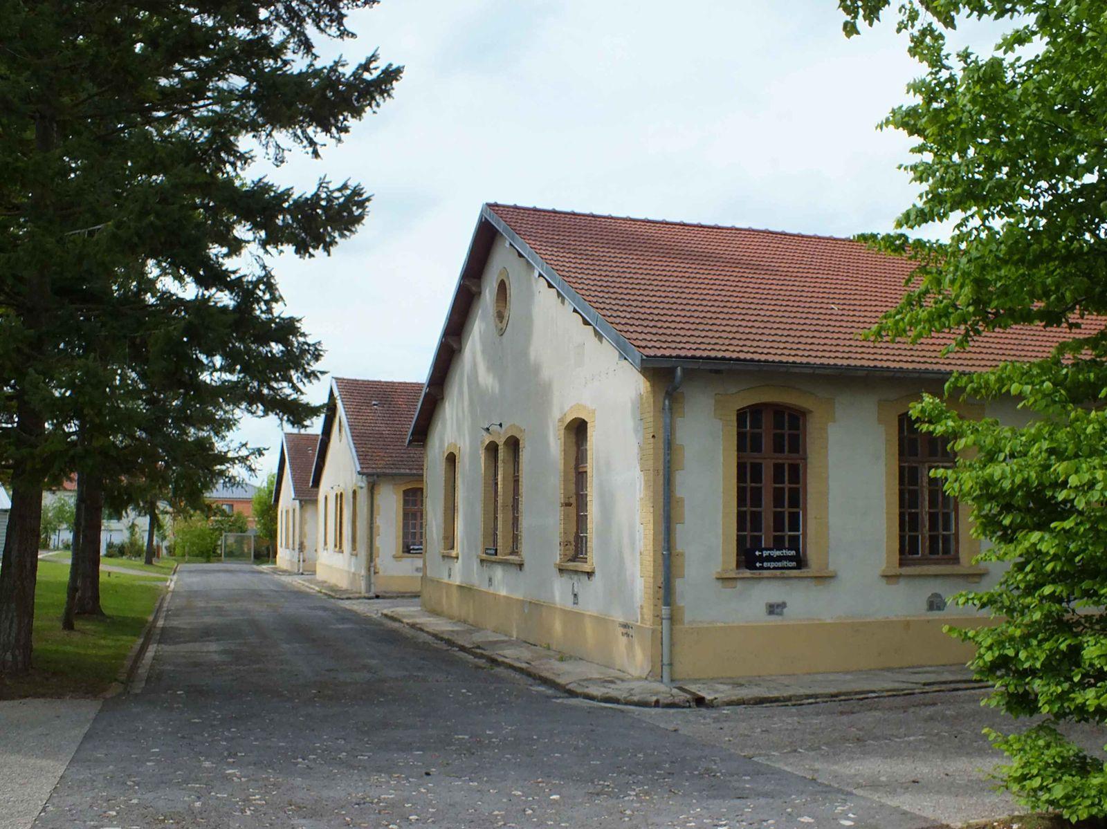 Compiègne Royallieu. Mémorial de l'internement et de la déportation