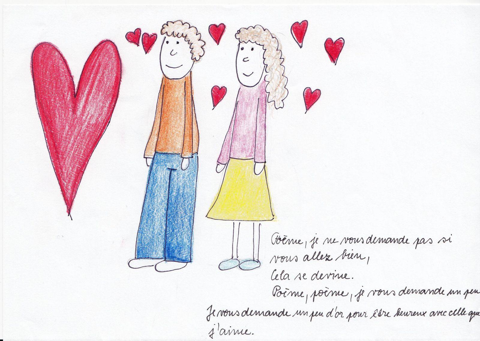 R. Desnos.Poèmes. Illustrations par les élèves de Banska Bystrica