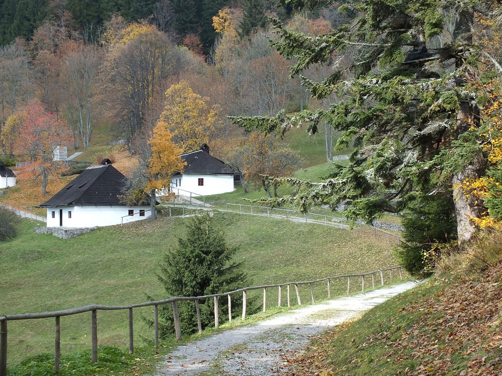 Dans les montagnes slovaques