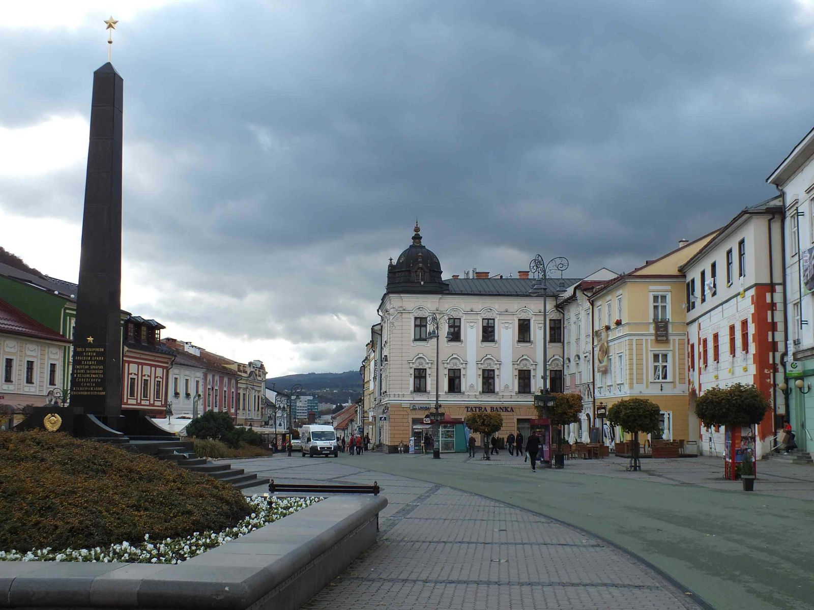 dernier jour en Slovaquie