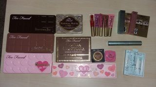 Revue ma collection Too faced