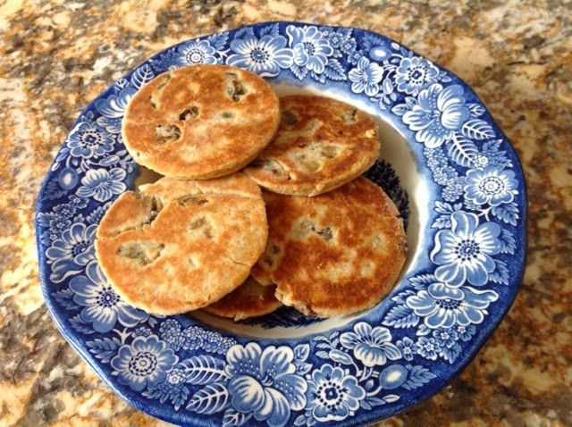 recette galettes galloises welsh cakes les astuces de steph. Black Bedroom Furniture Sets. Home Design Ideas