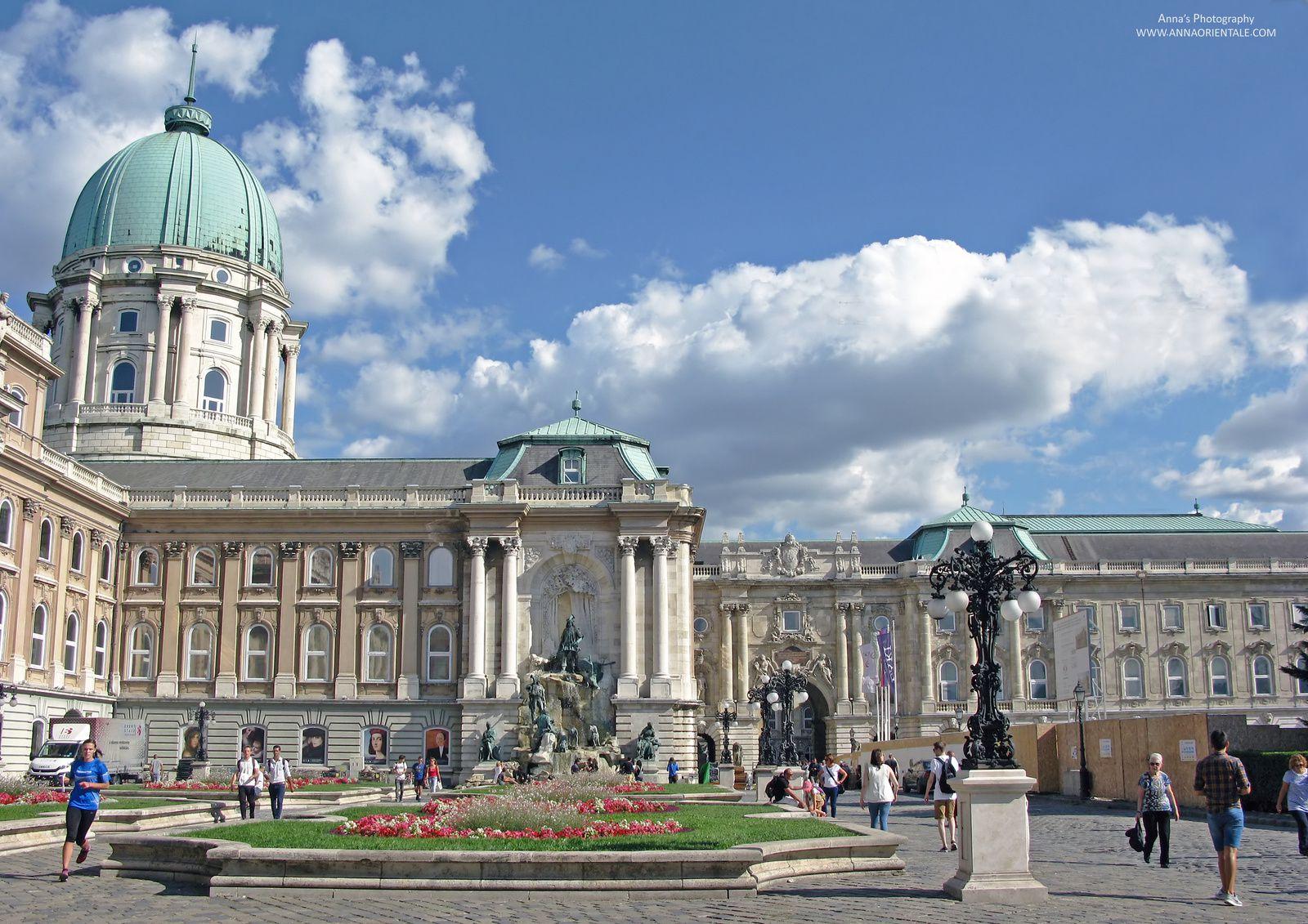 Voyage/Séjour de danse orientale avec Änna à Budapest