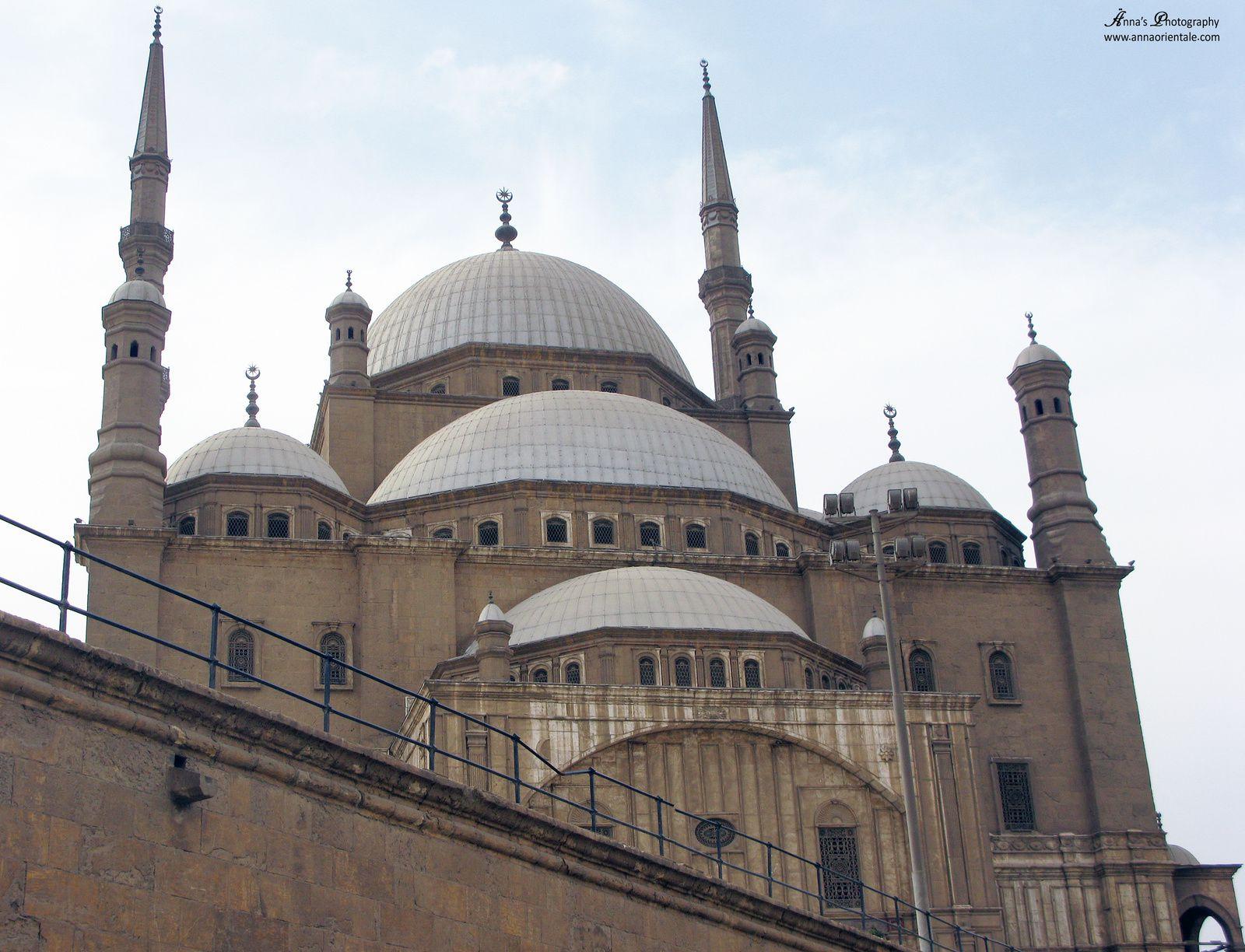Voyage/Séjour de danse orientale au Caire avec Änna