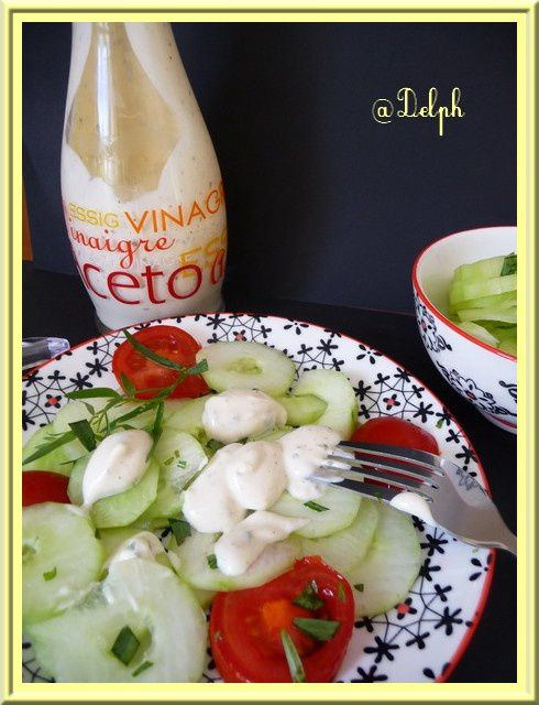 Sauce au fromage blanc