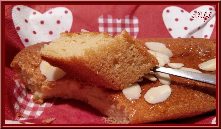 Minis cakes à la compote de pomme