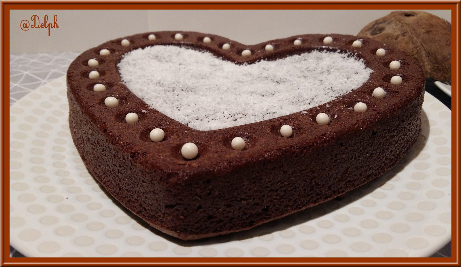 Recette gros cake au chocolat