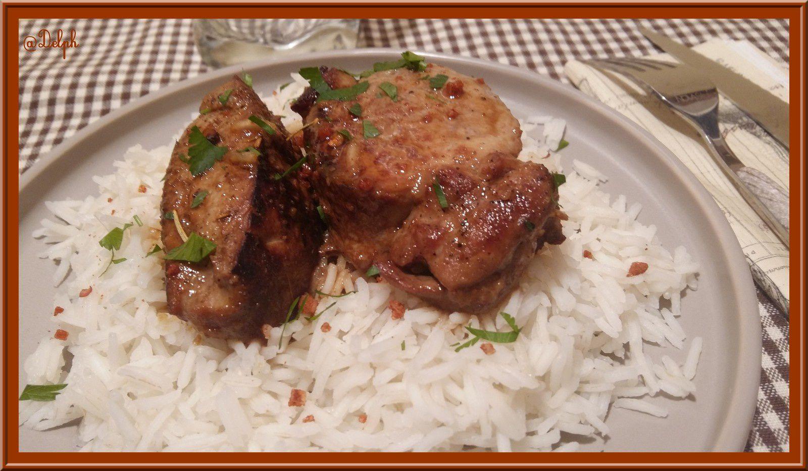 Porc Caramélisé
