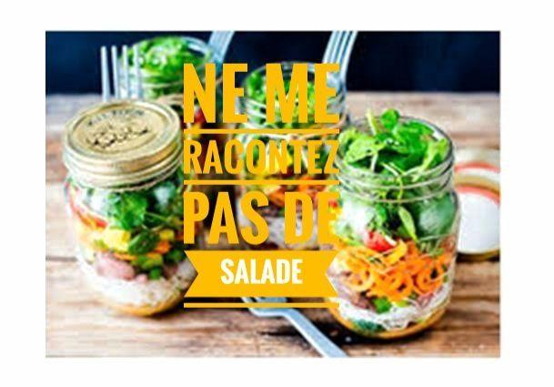 Salade de Haricots verts et Poivrons marinés