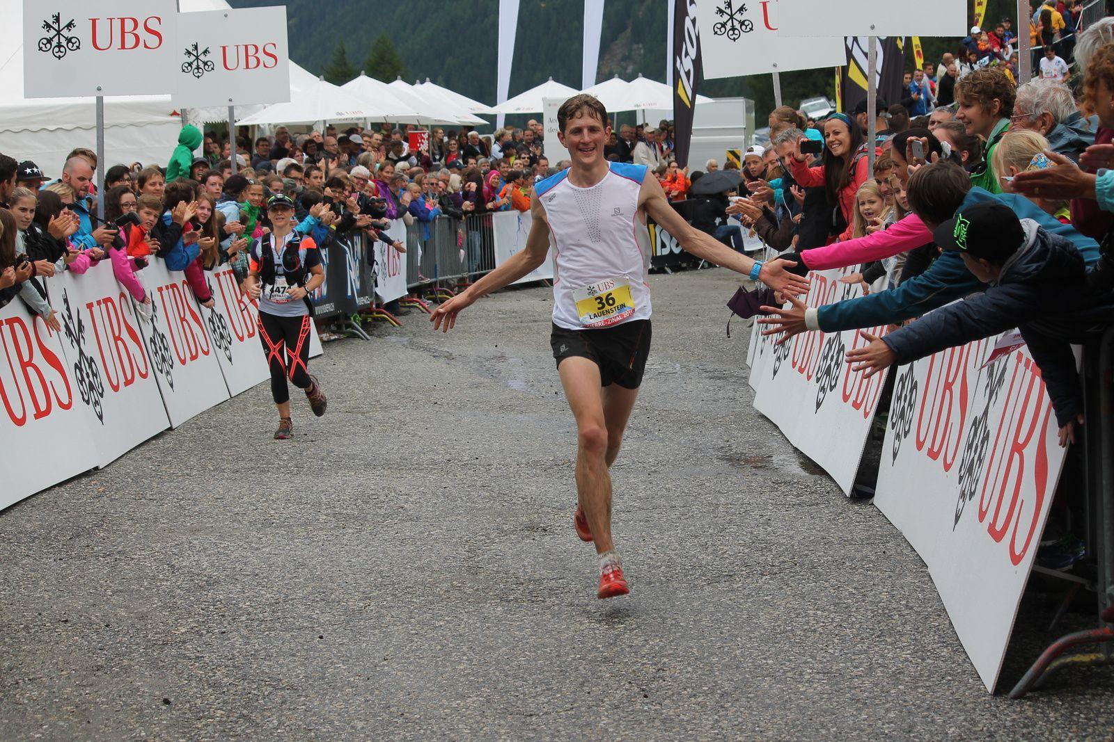 Marc Lauenstein, 6e et meilleur Suisse