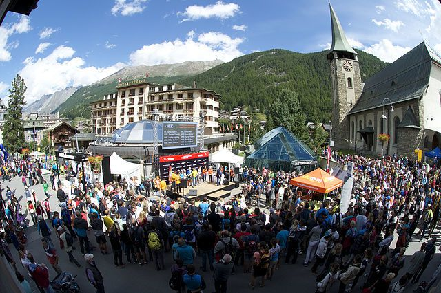 Record de participation à Zermatt