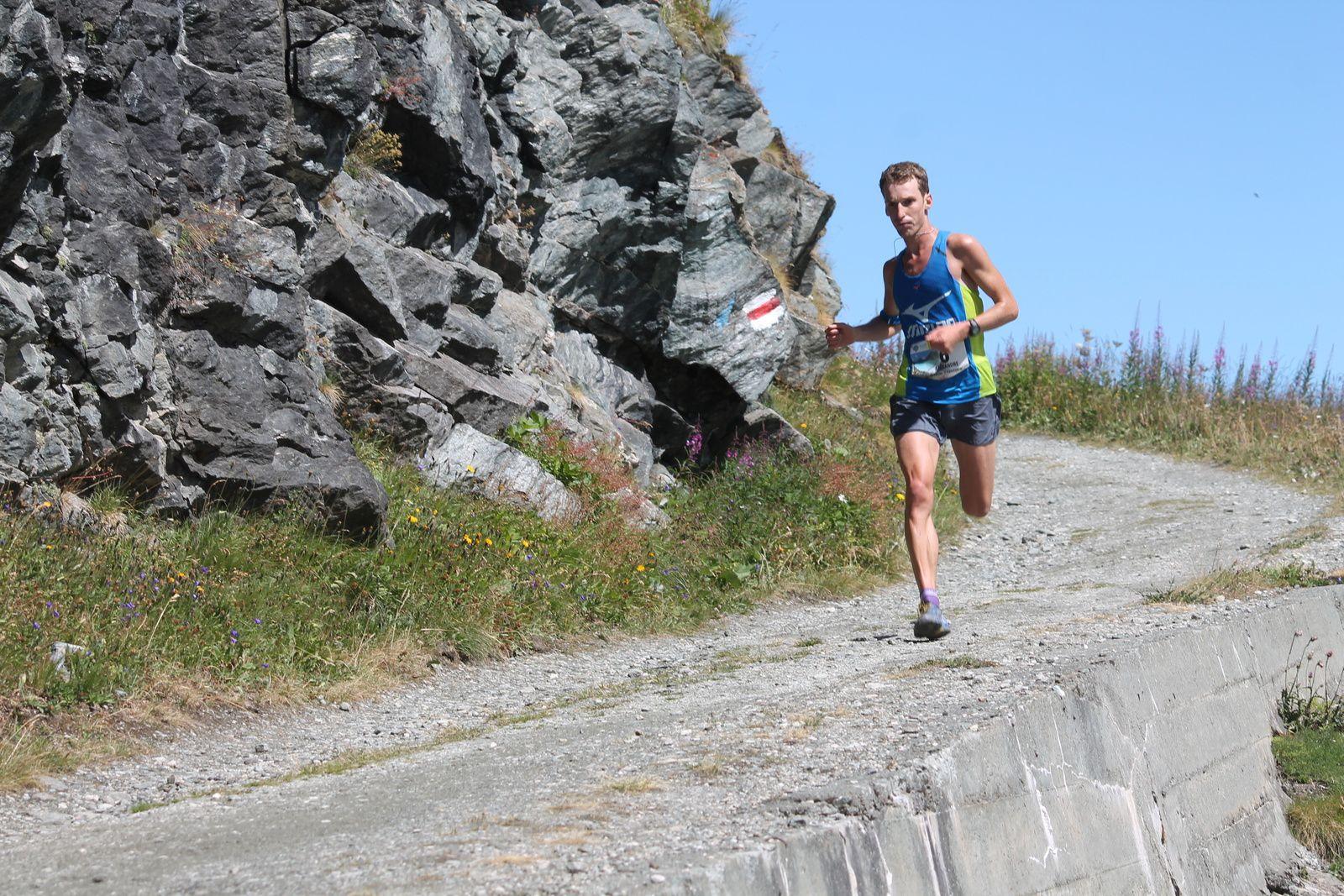 Alex Jodidio, champion valaisan de course à pied de montagne, est prêt pour les Mondiaux