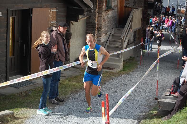 Werner Marti et Tatiana Von Allmen gagnent à Jeizinen