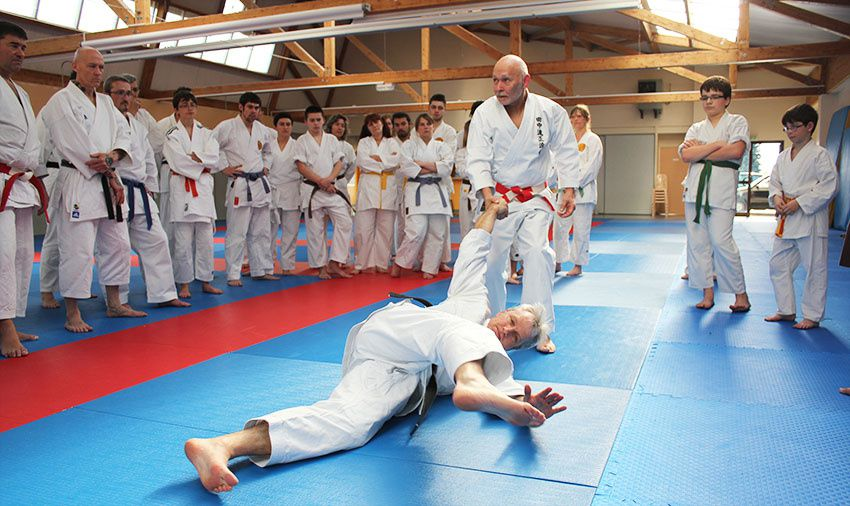 STAGE DE KARATE KEMPO