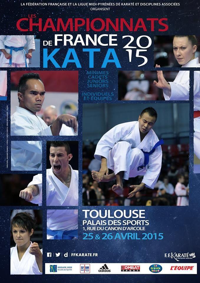 Championnats de France KATA