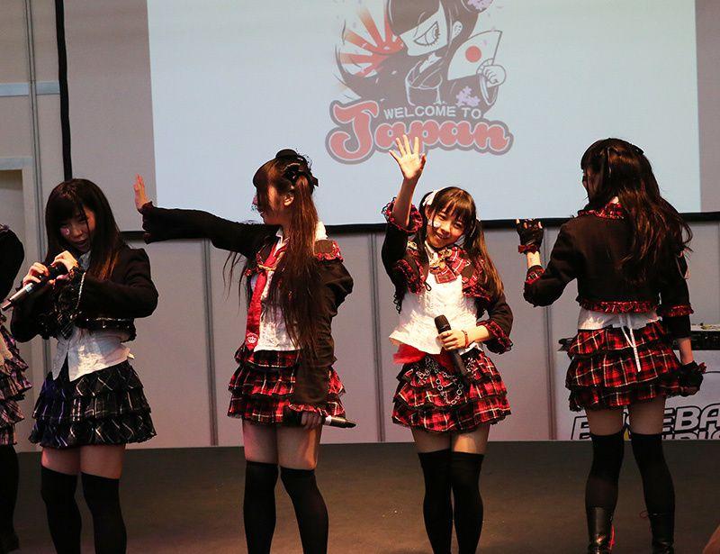 Le Club Japon à la JAPAN EXPO