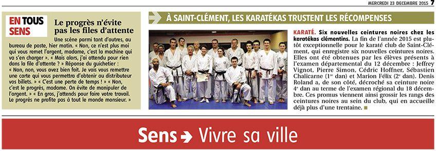 Yonne Républicaine mercredi 23 décembre