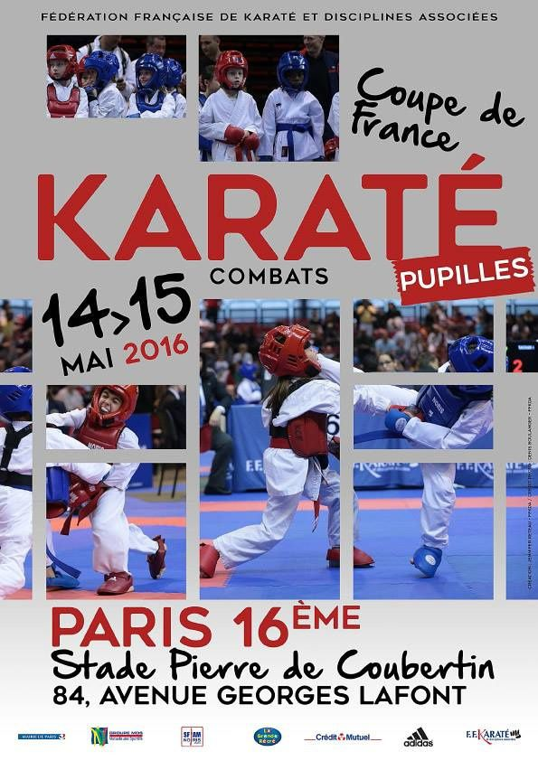 Deux Pupilles aux Championnats de France