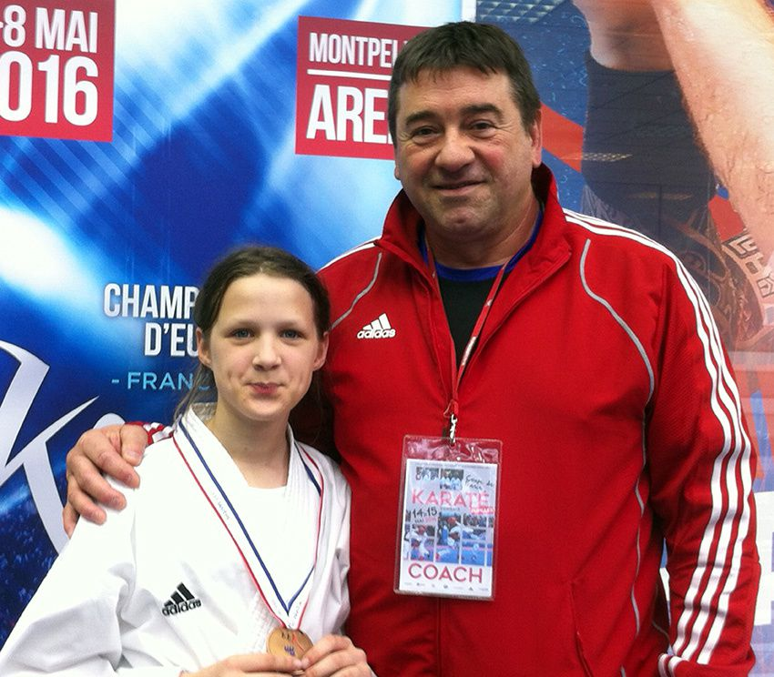Podium National pour Anne ALEMANY
