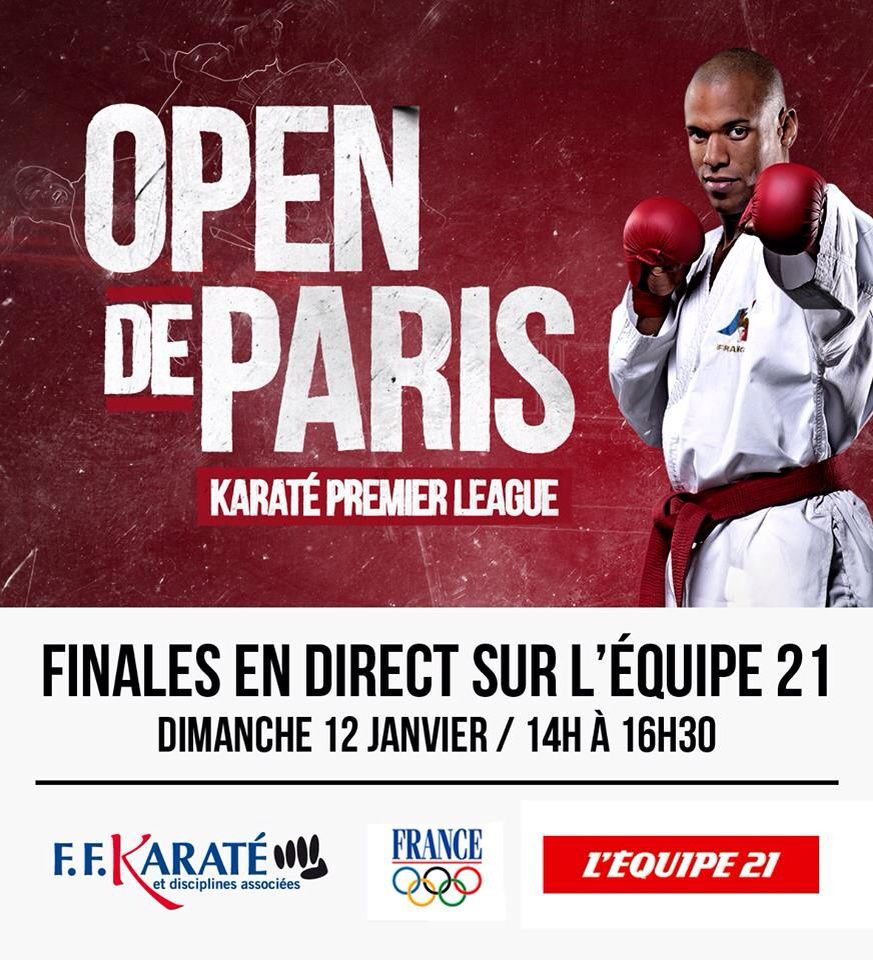 Open de Paris ce week-end : que du beau Monde !