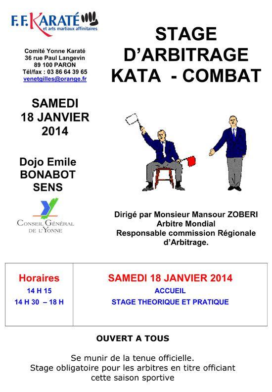 Championnats départemental dimanche 19 janvier