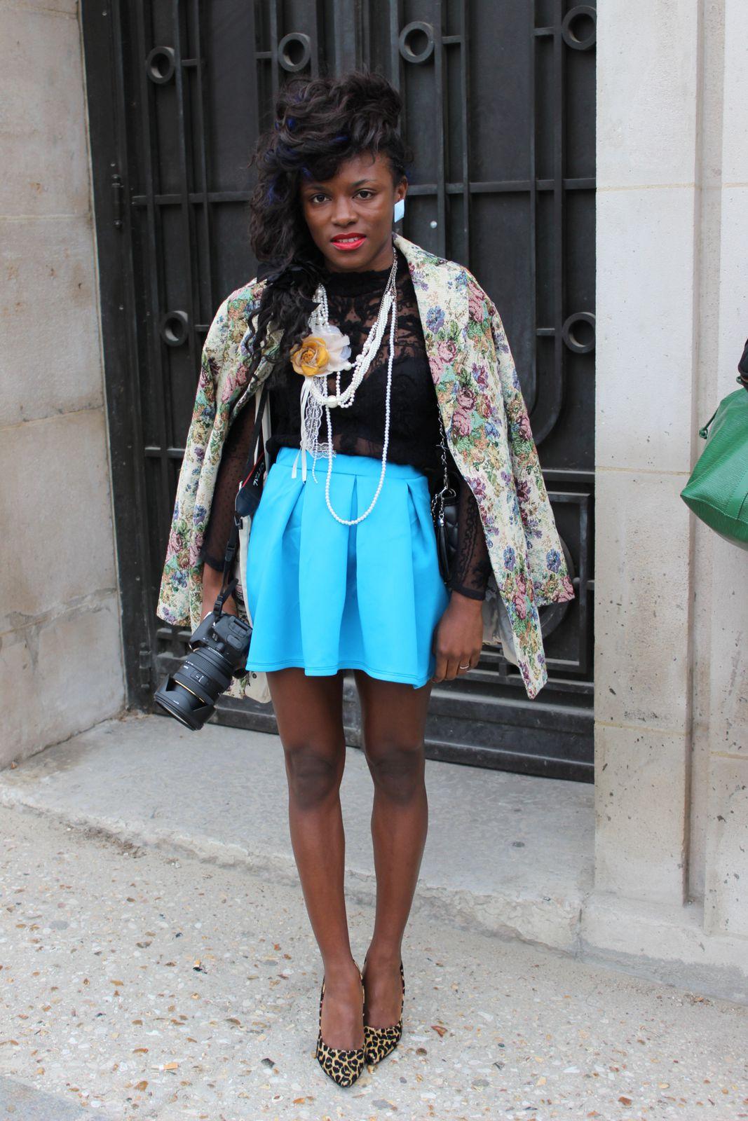 Fashion week 2013 #girlsincolor