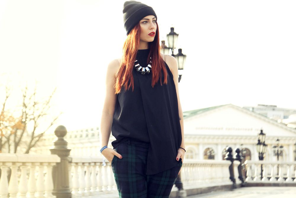 Outfit: MBFW Russia