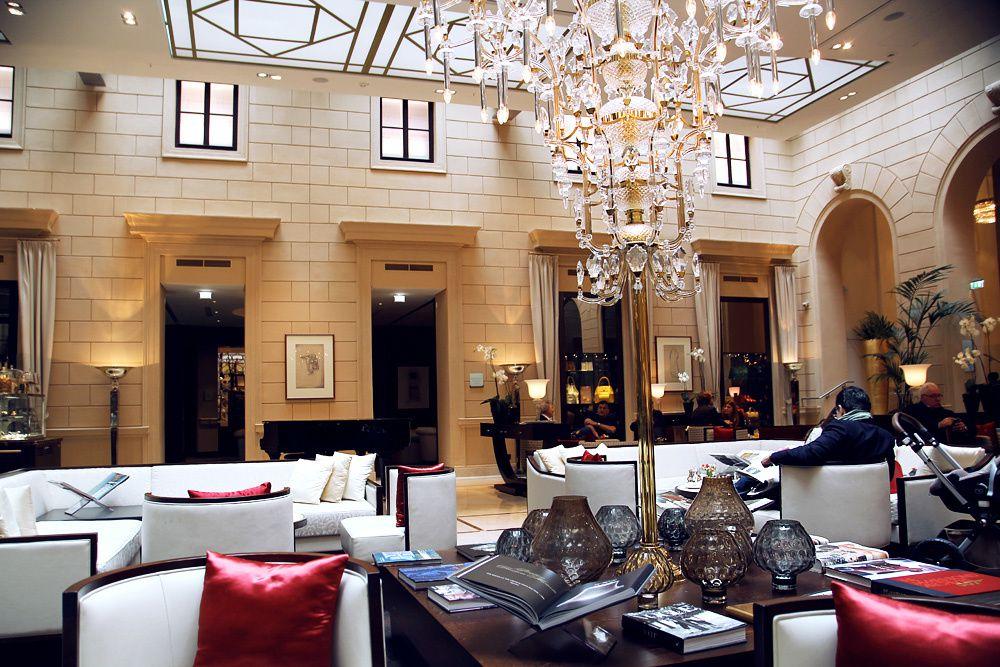 Hotel Kempinski Wien + Random Facts: Masha und Hotels