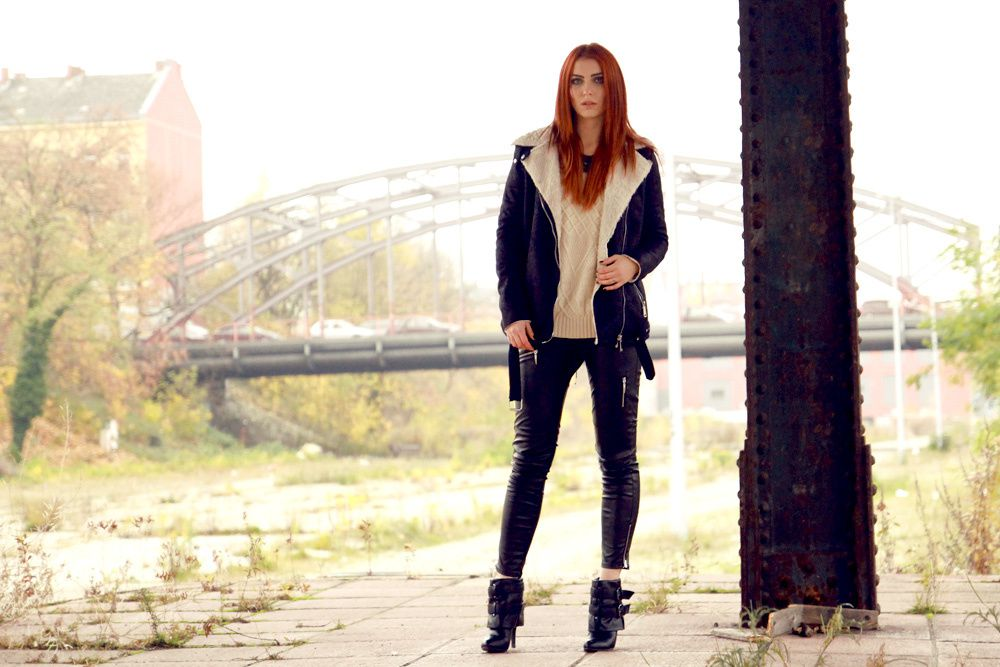 Outfit: Bershka + Giveaway