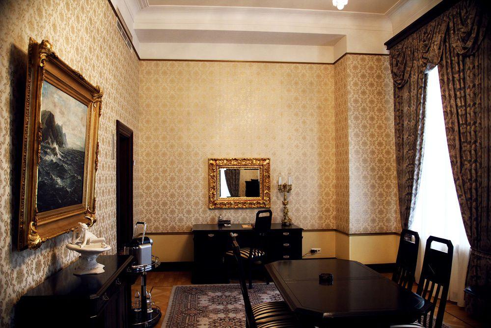 Die Zimmerausstattung / the rooms