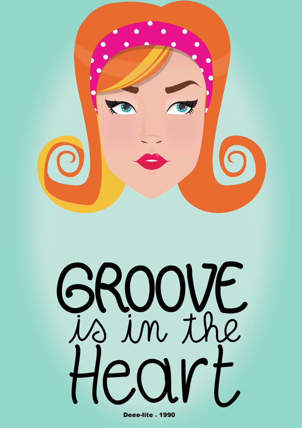 Groove baby! back to the 90's