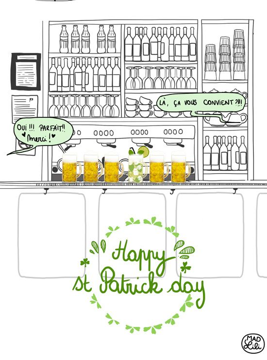 Happy Saint patrick day!