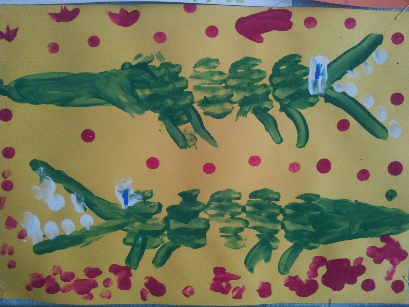 Le petit crocodile livre documentaire d s 4 ans mango for Peinture crocodile