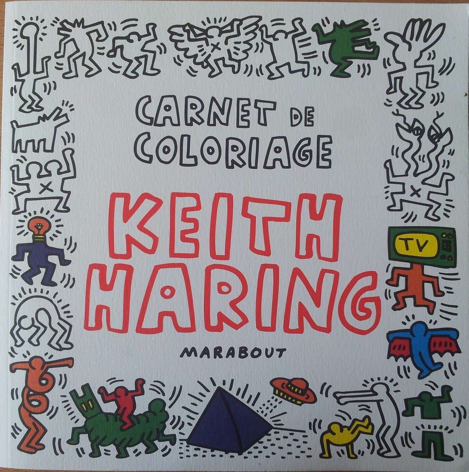 Unique Dessin à Colorier De Keith Haring
