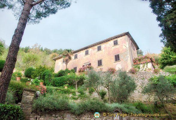 Sous le soleil de toscane une maison en italie frances for Acheter une maison en toscane italie