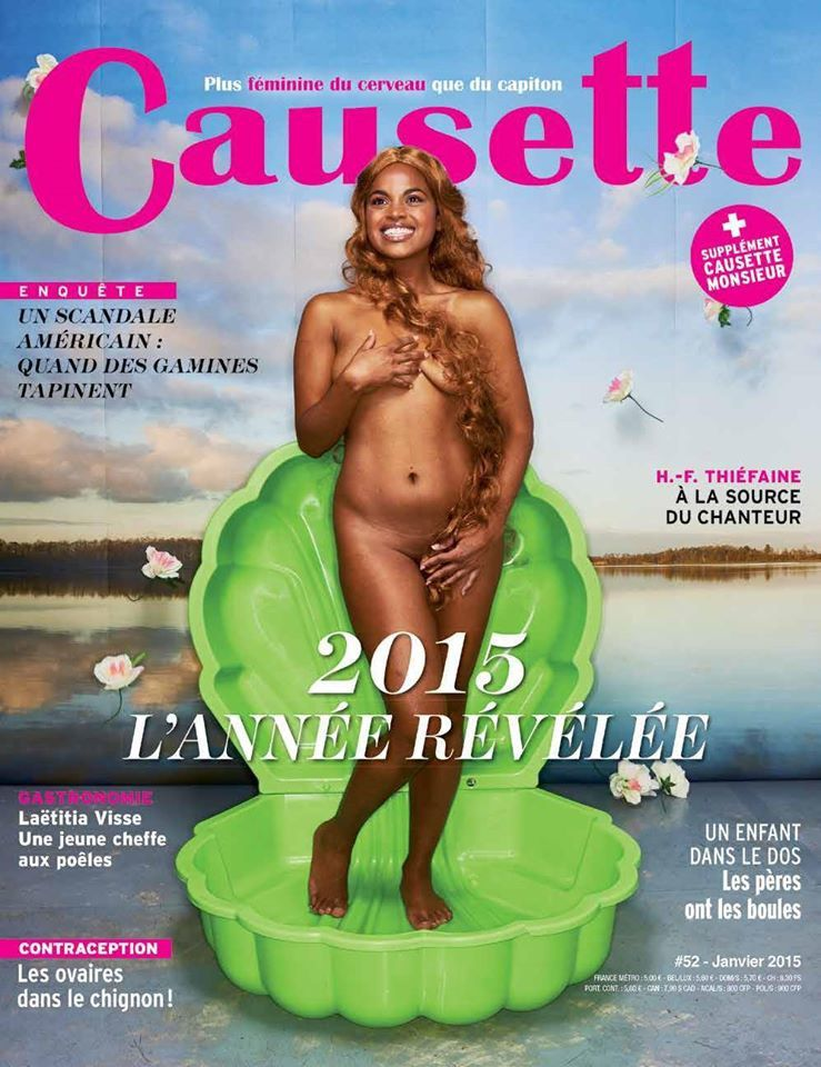 Causette 5 - Janvier 2015
