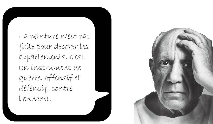 http://faberfort.over-blog.com/2015/04/guernica-fiche-HDA-citation-de-picasso-la-visee-de-la-peinture-engagee.html