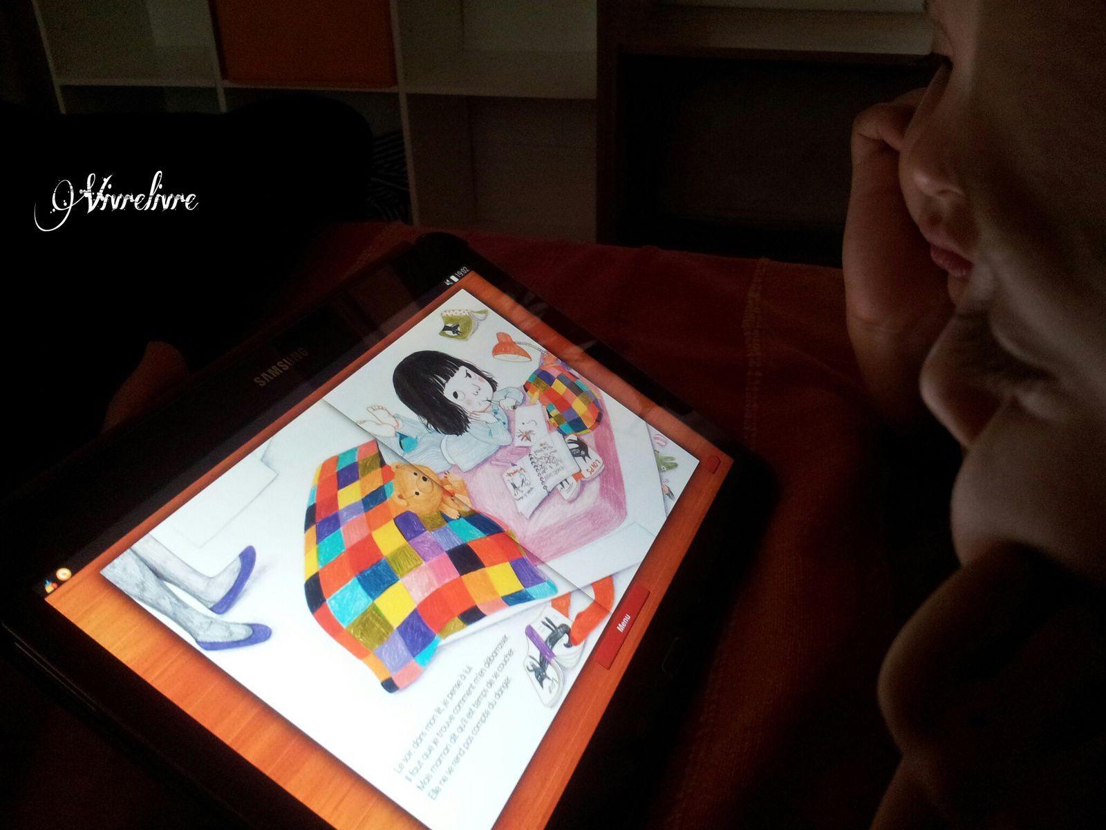"""Nous avons aussi profité de l'application du Prix des Incorruptibles en relisant notamment """"C'est pas moi, c'est mon loup !"""" de Mily CABROL et Amélie GRAUX. http://vivrelivre19.over-blog.com/2014/04/c-est-pas-moi-c-est-mon-loup-mily-cabrol-des-6-ans.html"""