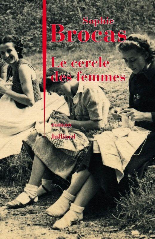 http://vivrelivre19.over-blog.com/2015/09/le-cercle-des-femmes-sophie-brocas.html Un premier roman prometteur sur une thématique qui m'est chère malgré un style un peu lourd parfois.