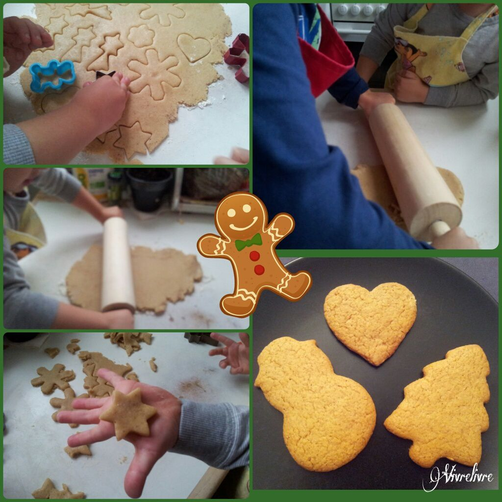 Le petit bonhomme de pain d'épice. (Deux histoires dès 3 ans)