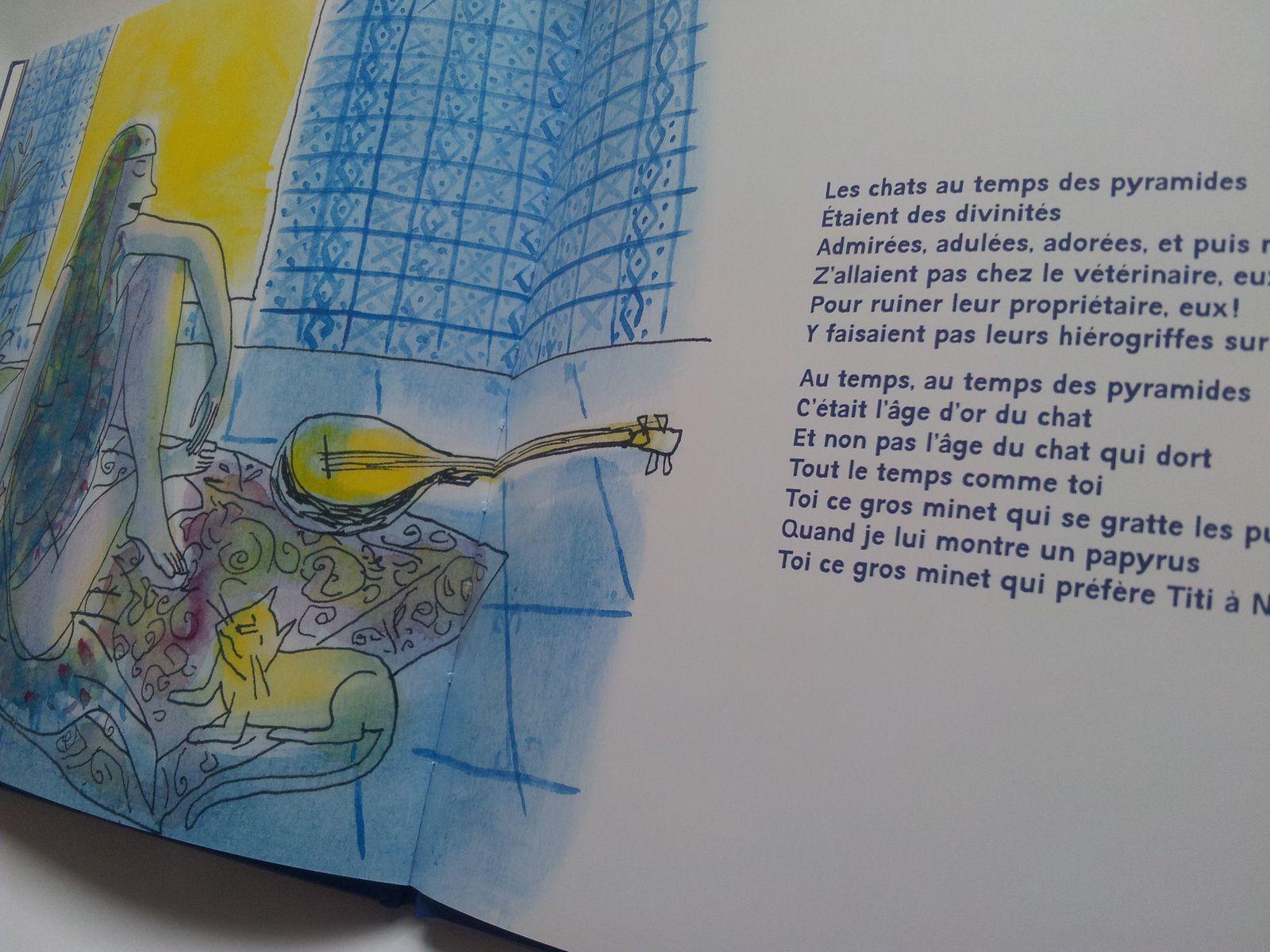 Chat chat chat. Livre-CD de Pascal PARISOT.
