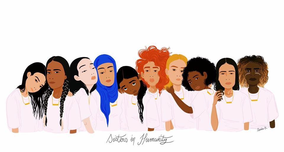 Dessin pris sur la page FB de la dessinatrice Sanaa K: https://www.facebook.com/324591134263318/photos/a.355813614474403.91935.324591134263318/1008488322540259/?type=3&theater