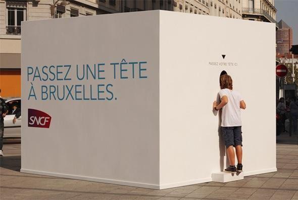 Passez une tête à Bruxelles depuis Lyon :
